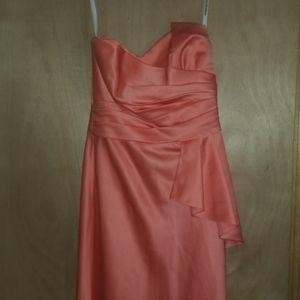 One wear bride's maid dress size 6